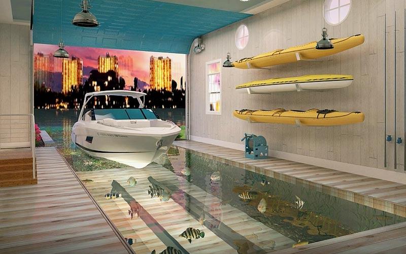 home boat storage boat garage boat trolley llc boat transport home storage